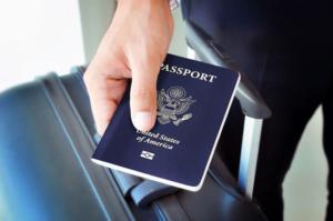 הוצאת דרכון אמריקאי